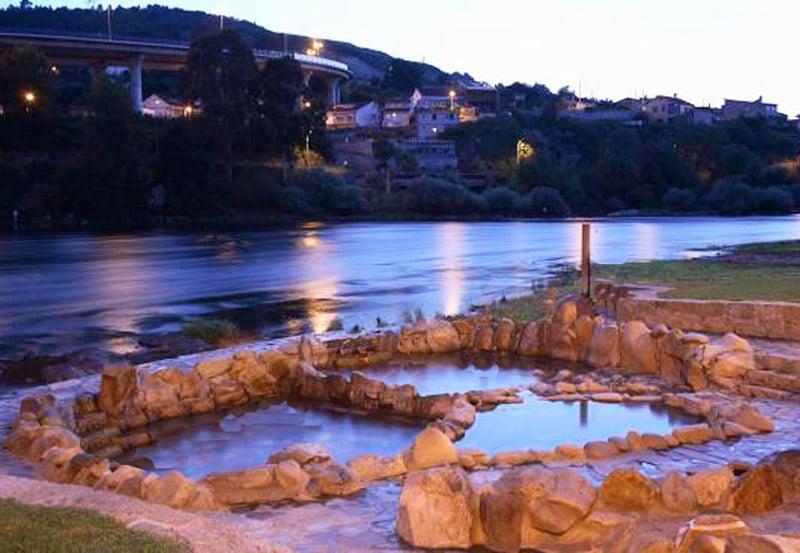 Pozas A Chavasqueira Termas Ourense Turismo De Ourense
