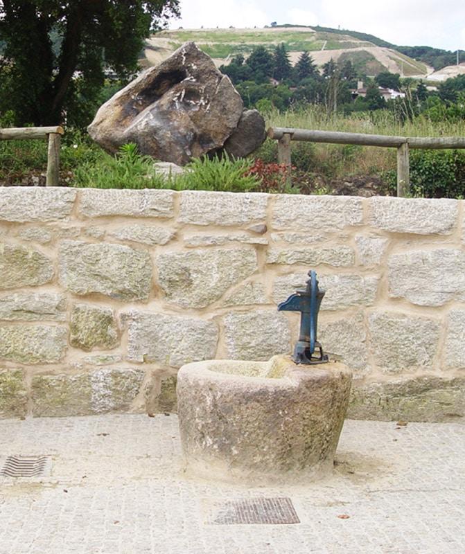 Fuente De Reza Termas Ourense Turismo De Ourense