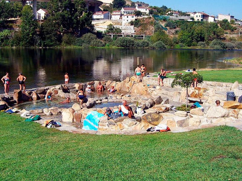 Pozas a chavasqueira termas ourense turismo de ourense for Piscinas naturales ourense